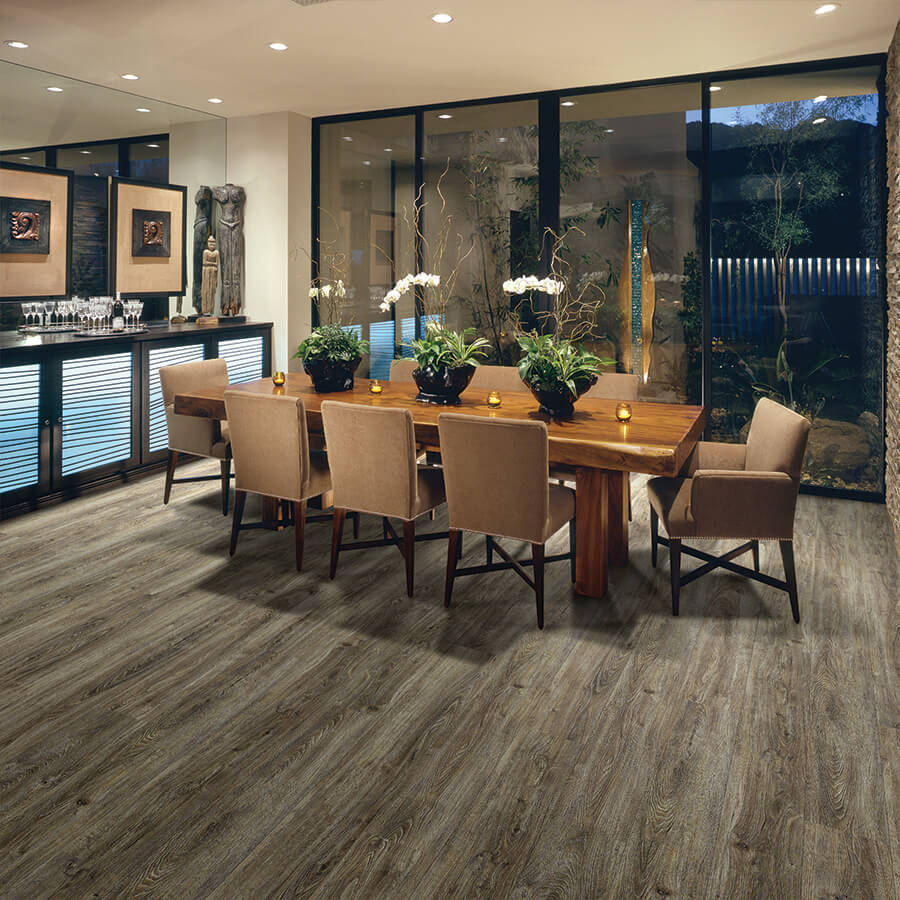 Courtier Imperial Oak Dining Room by Hallmark Floors