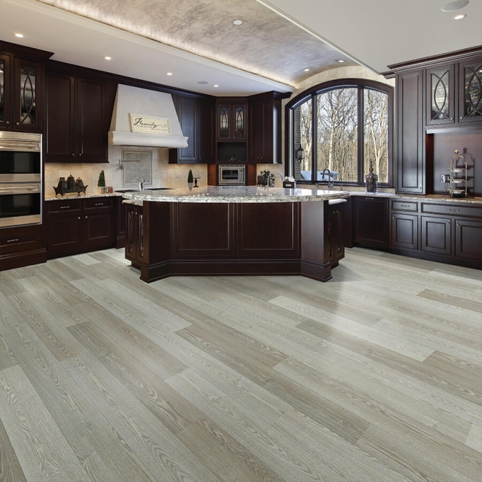 Product Courtier Kaiser Oak Kitchen Installation by Hallmark Floors