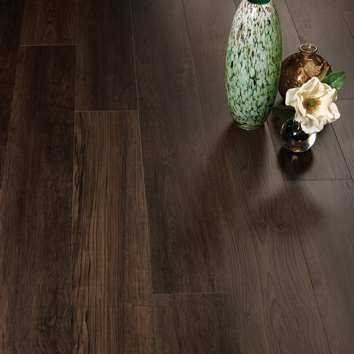 Product Courtier Margrave Teak Vignette by Hallmark Floors