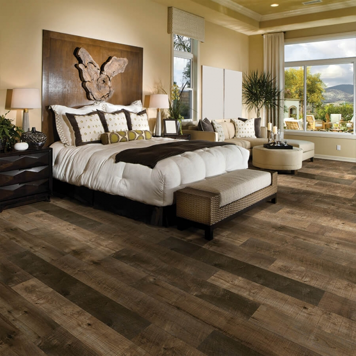 Product Courtier Marquis Maple Bedroom Installation by Hallmark Floors