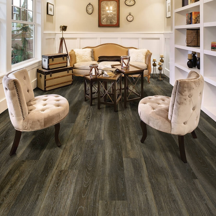 Product Courtier Paladin Oak Dining Room installation by Hallmark Floors