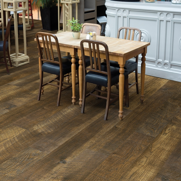 Product Courtier Baroness Hickory Commercially rated flooring by Hallmark Floors