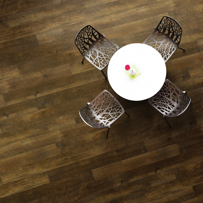 Product Courtier Duchess Hickory Commercially rated flooring by Hallmark Floors