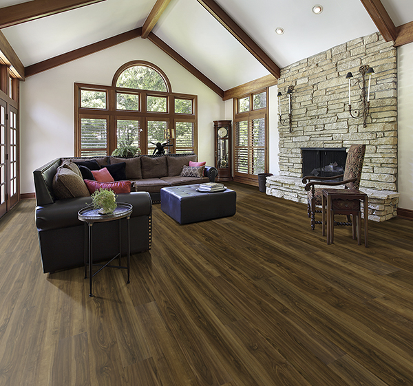 Product Courtier Viceroy Maple Living Room installation by Hallmark Floors