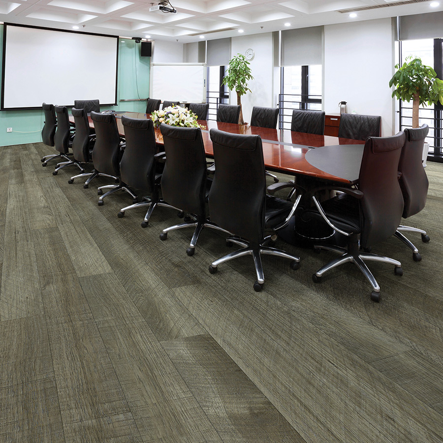 Product Courtier Vidame Hickory Commercially Rated Flooring by Hallmark Floors