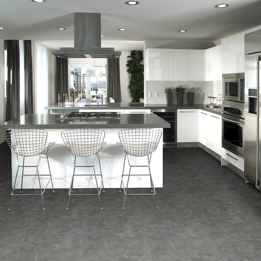 Madison Stone Concrete Kitchen