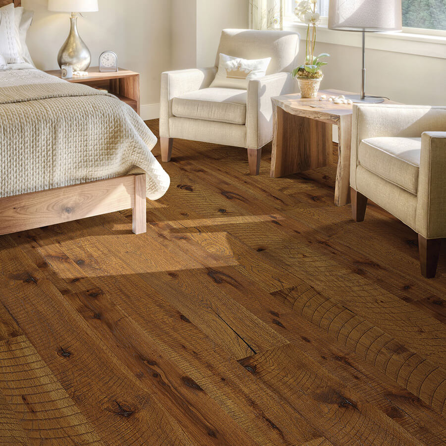 Engineered wood floor reviews - Organic Engineered 567 Chamomile Hickory
