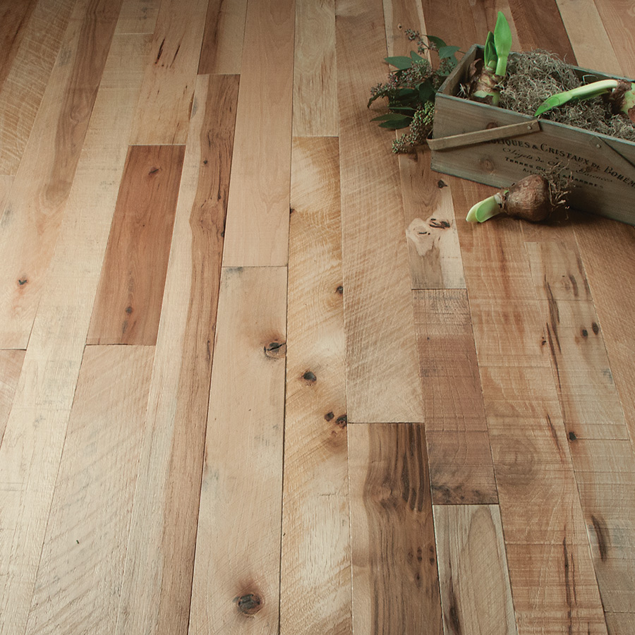 Organic Solid: Anise, Hickory - Organic Hardwood Collection For Floors, Walls, And Ceilings .