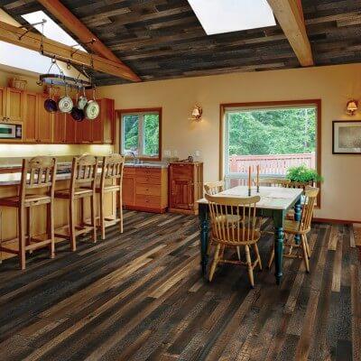 Organic Solid: Clove, Hickory
