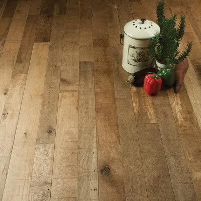 Organic Solid: Caraway, Oak