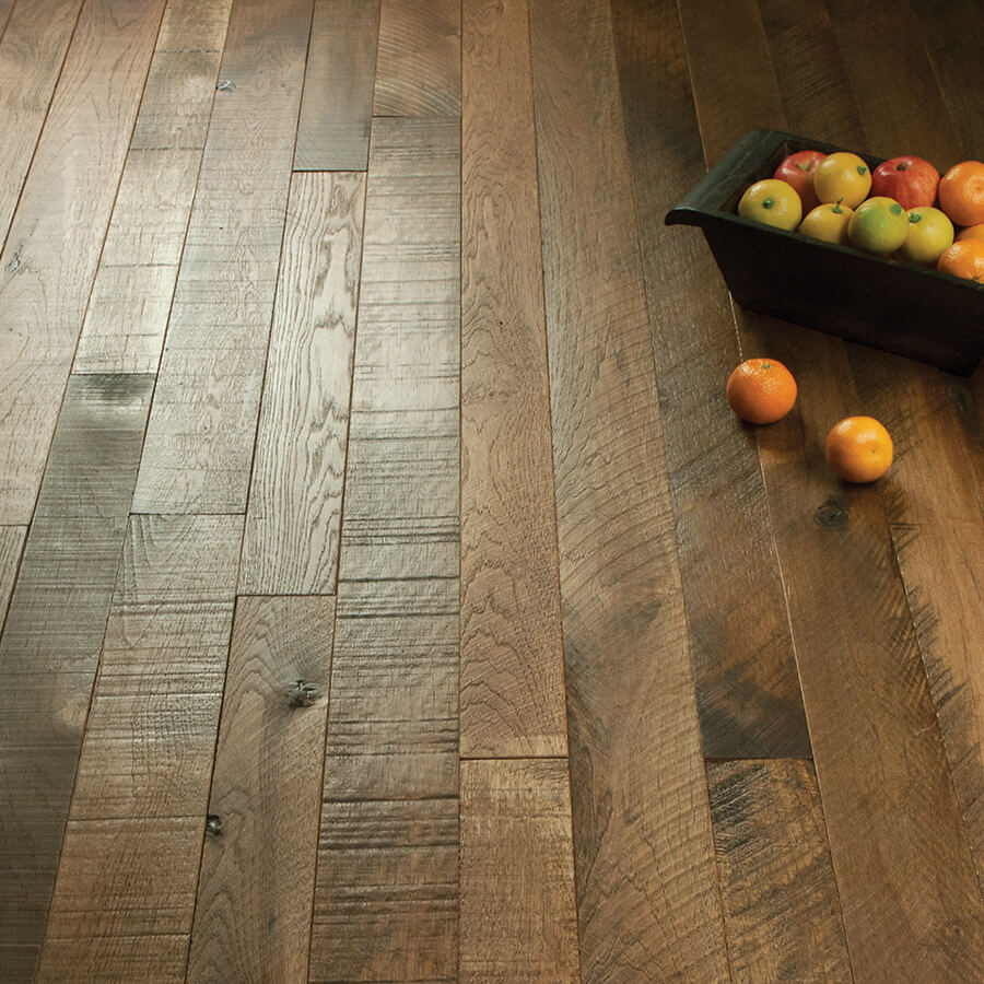 Organic Solid Hardwood Collection Hallmark Floors