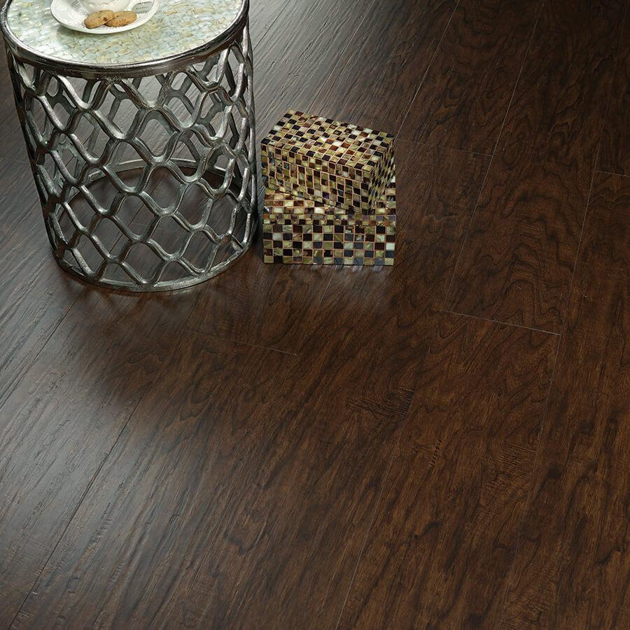 Product Terret Walnut 20Mil Waterproof Flooring | Sierra Madre