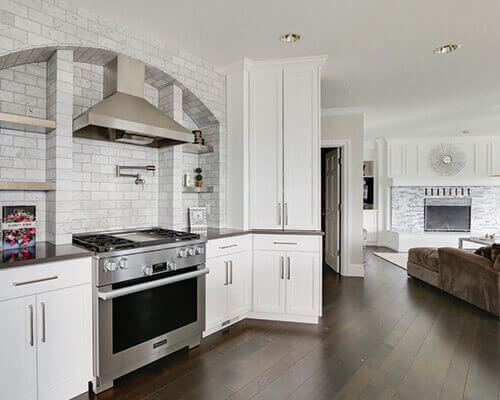 Monterey Baccarra install by Lets Remodel