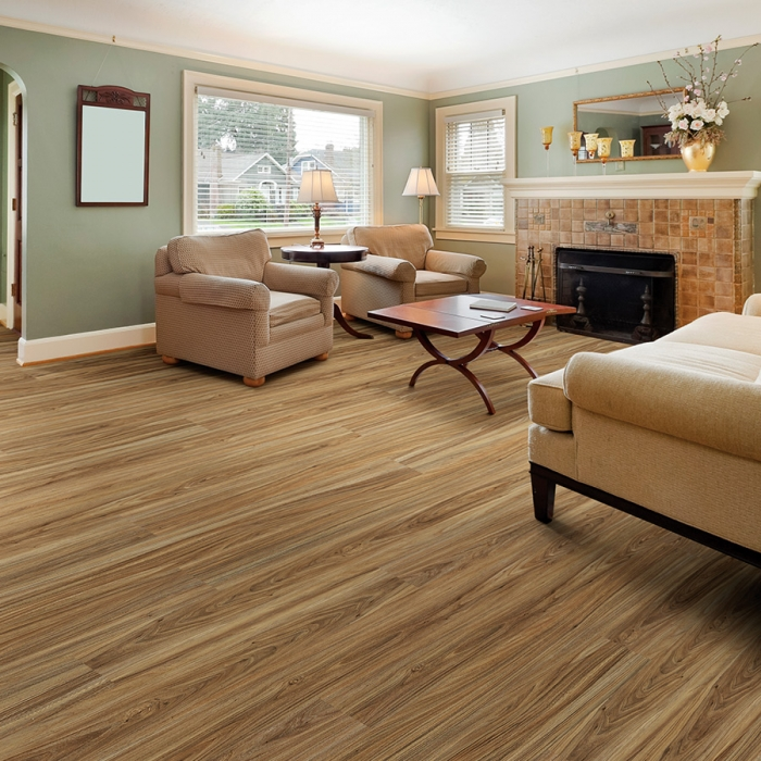 Product Rubra Elm 12Mil Waterproof Flooring | Castle & Cottage