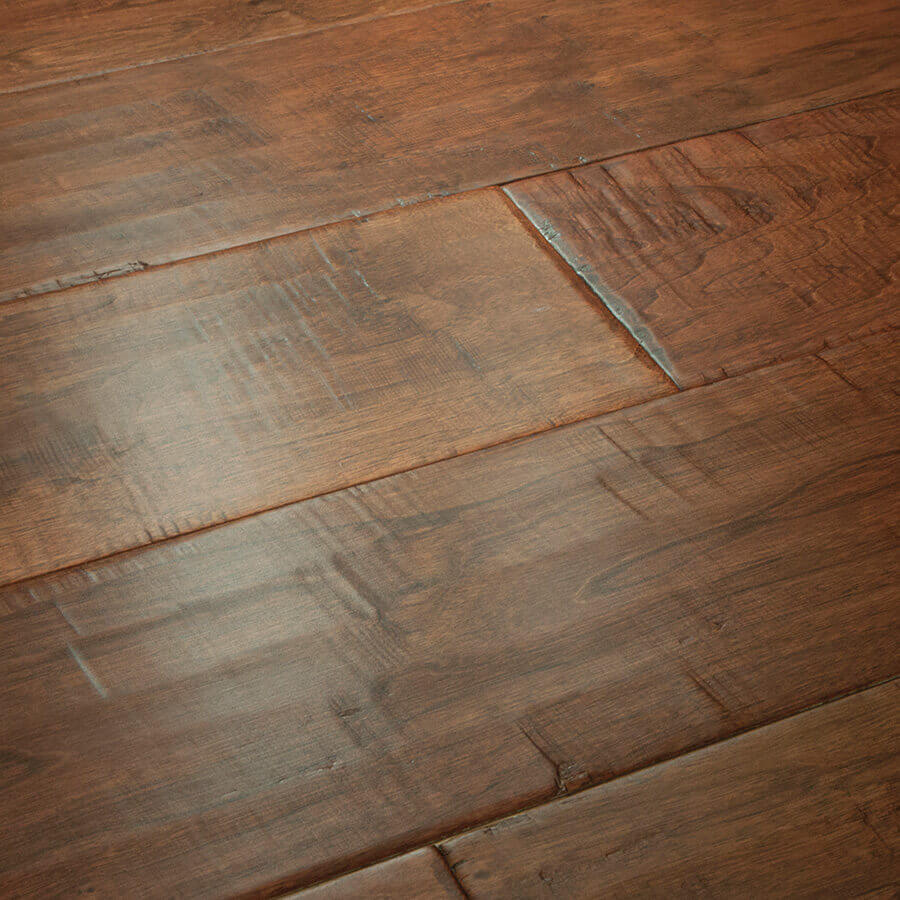 Chaparral Cinch Walnut Thumb - Chaparral Hardwood Collection By Hallmark Floors
