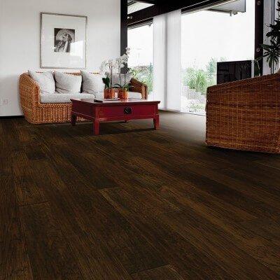 Chaparral-Sagebrush-Hickory-Roomscene
