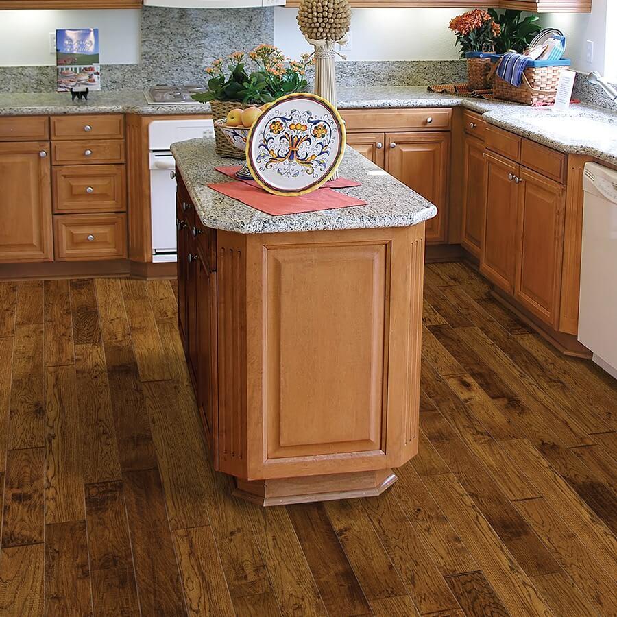 heirloom buckskin hickory - Hickory Wood Floors