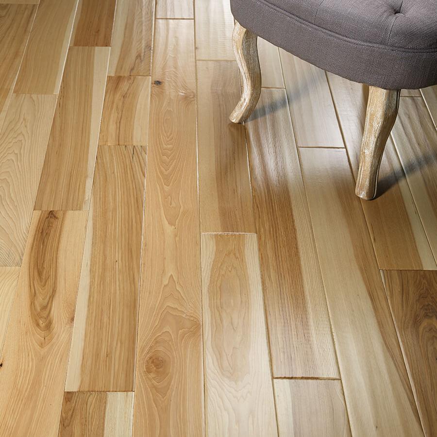 Heirloom hardwood floors by hallmark floors inc for Natural hardwood floors