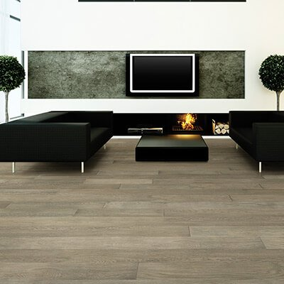 Moderno Silver Creek Oak Roomscene