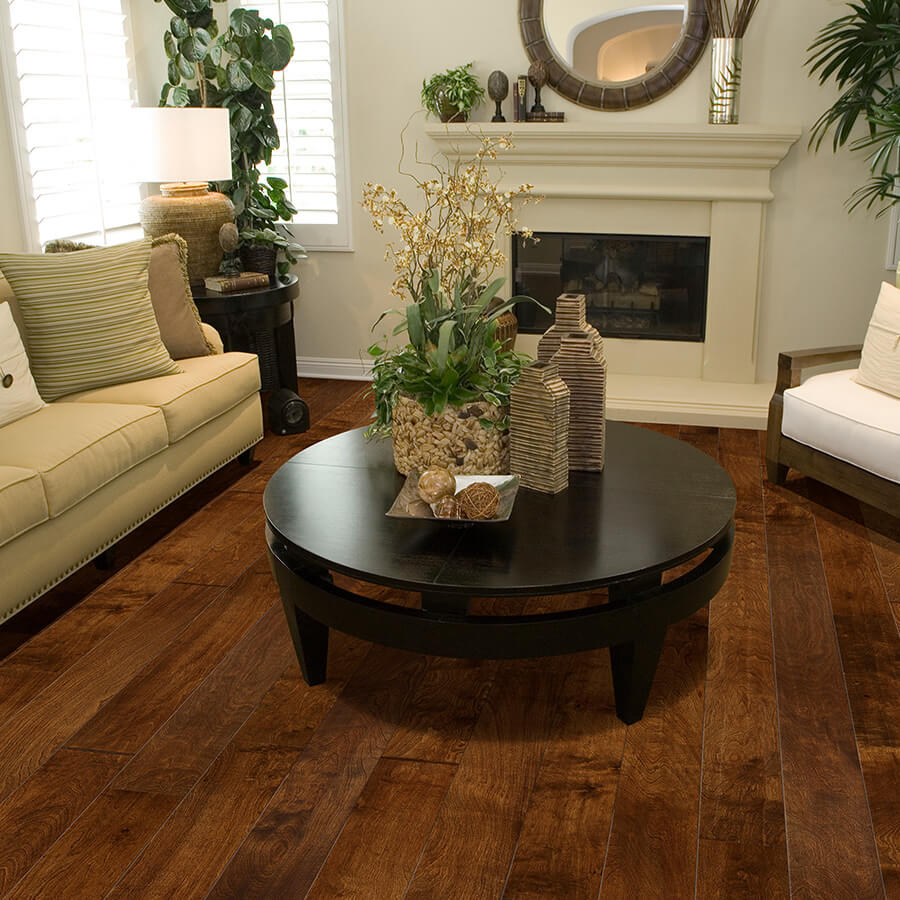 Silverado hardwood floors by hallmark hardwoods for Most popular flooring in new homes