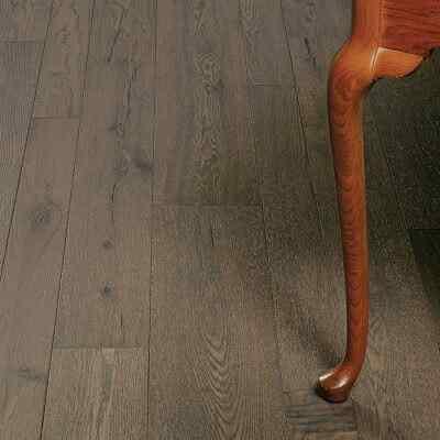 Terracotta Red Oak Vignette