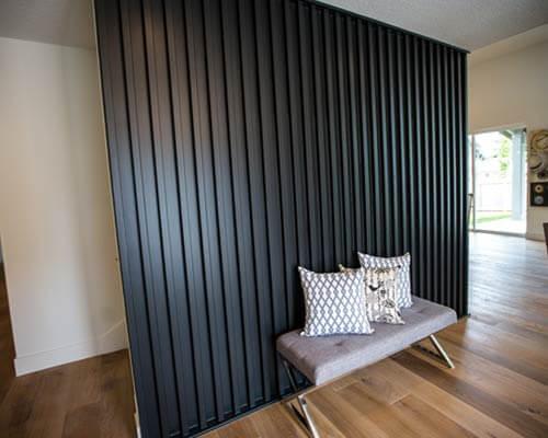 Alta Vista Avalon Oak Living Room Installation