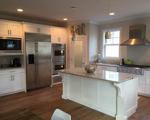 Alta Vista Malibu Kitchen Island Install Virginia Beach VA ...