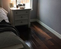 Heirloom Bootstrap Bedroom Installation