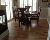 Heirloom Jute Dining Room Install