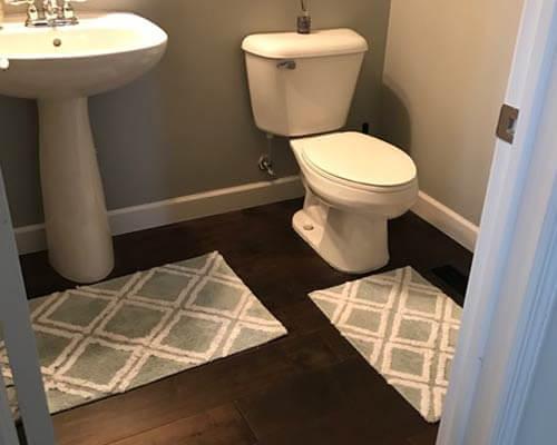Novella Dickinson Bathroom Installation
