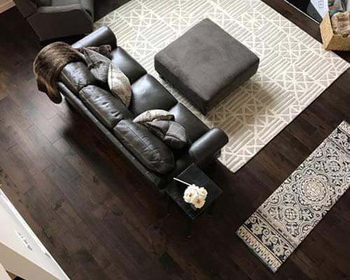 Novella Dickinson Living Room Install