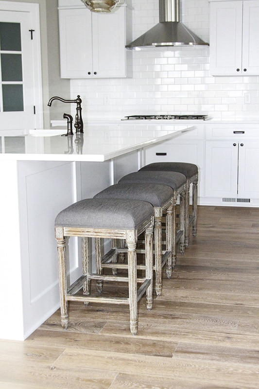Oakstone Homes Modern Farmhouse | Hallmark Floors Alta ... on Farmhouse Tile  id=59693