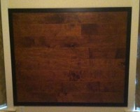 Silverado Whiskey Barrel Birch Headboard