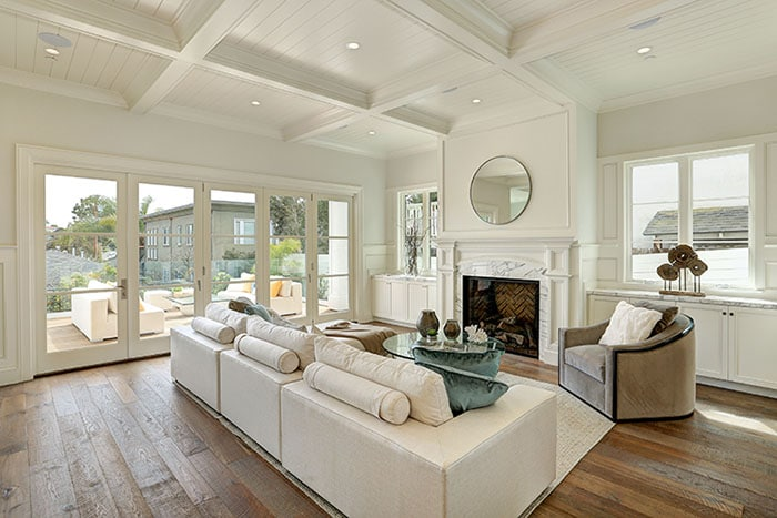 Cape cod style project reveal manhattan beach ca - Cape cod house interior ...
