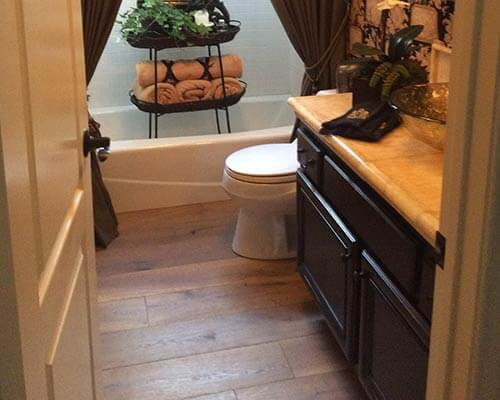 Alta Vista Del Mar Bathroom Install