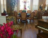 Alta Vista Del Mar Dining Room Install