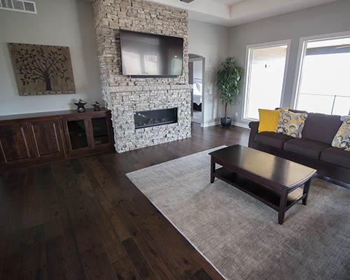 Monterrey Gaucho Living Room Installation In Lincoln NE