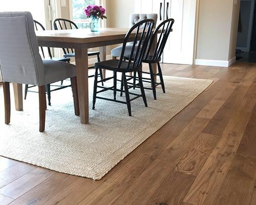 Novella Twain Dining Room Install In Geneseo Il Hallmark Floors