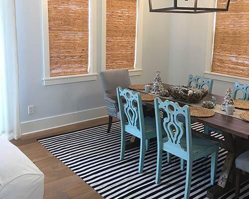 Ventura Marina Oak Dining Room Install