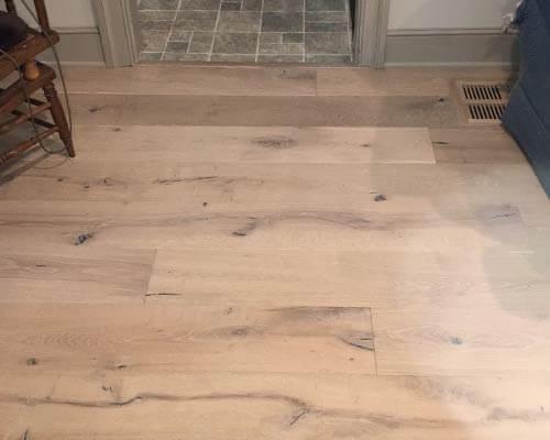 Alta Vista Balboa Living Room Install