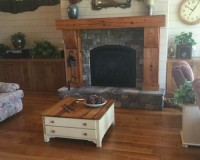 Chaparral Tack Room Hickory Living Room Install