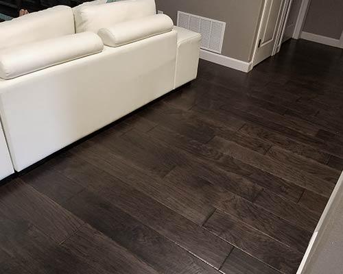 Chaparral Nighthawk Living Room Install