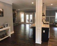 Monterey Casita Living Room Install