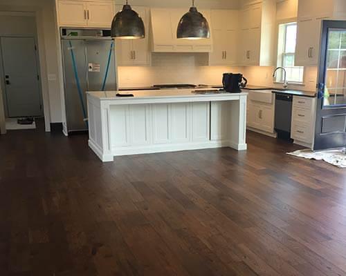 Novella Thoreau Kitchen Install