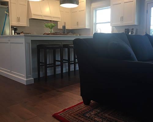 Novella Thoreau Living Room Installation
