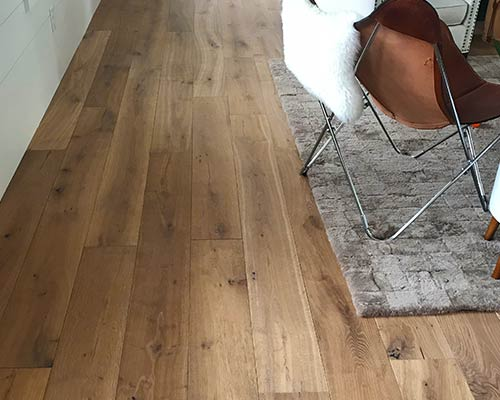 Alta Vista Malibu Living Room Install