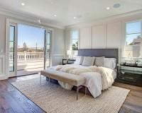Organic 567 Earl Gray Master Bedroom Install