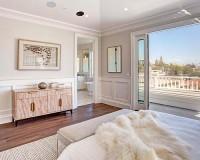 Organic 567 Earl Gray Master Bedroom Installation