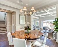 Organic 567 Earl Grey Dining Room Install