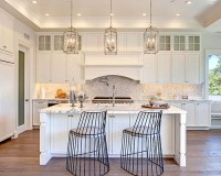 Organic 567 Earl Grey Kitchen Installation